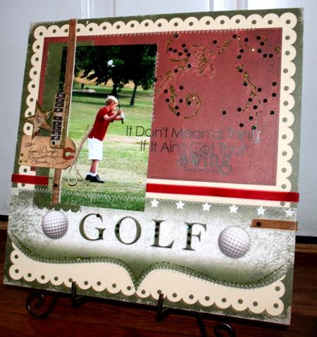 Golf Swing 450