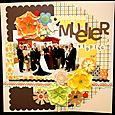 SNR: Mueller Wedding April