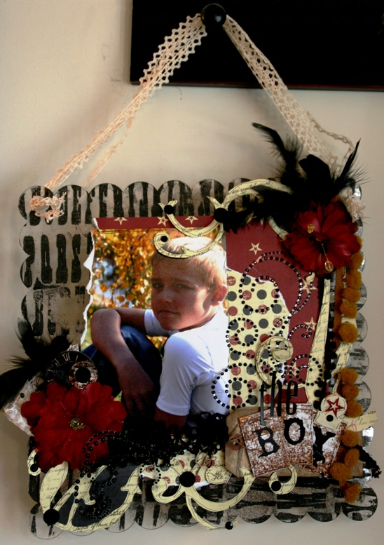 Altered Hanging