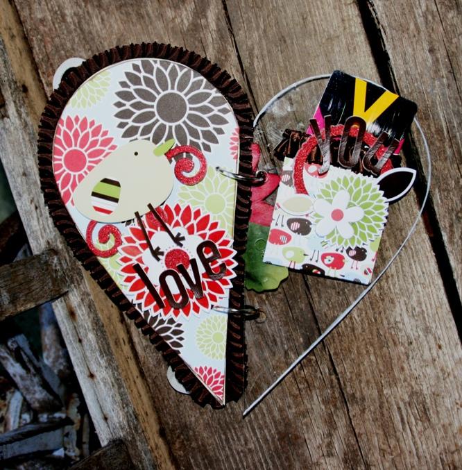 Heart Gift card Inside 666