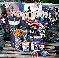 Kaboom Party set