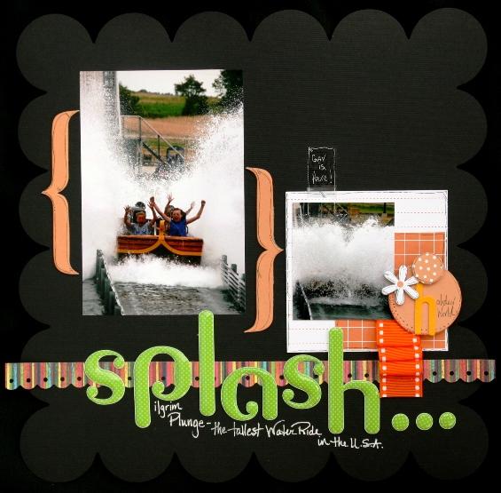 Splash 555