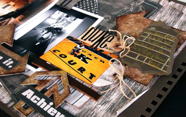 Rusty pickle dedication journaling close up 555