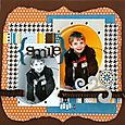 65 Root Smile LO Stickers July